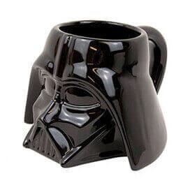 Si tu personaje favoritos se encuentran en las galaxias, está claro que para ti son estás tazas star wark tan molonas.