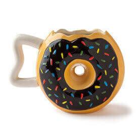 Pásalo pipa en tus desayuno con estas pedazo de tazas divertidas.